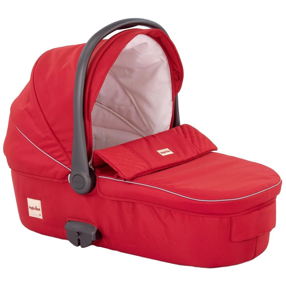 Inglesina 2011 Zippy Bassinet, Red