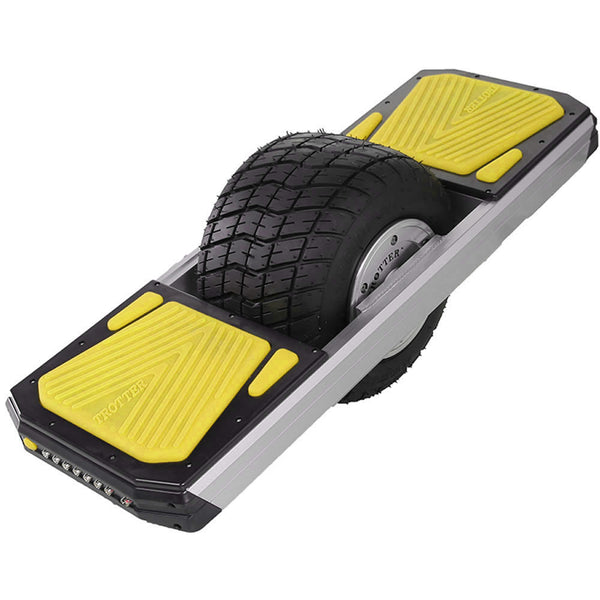 Trotter Surfing Electric Scooter - Yellow