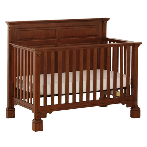 Status Furniture Series 400 Stages Convertible Crib, Mahogany