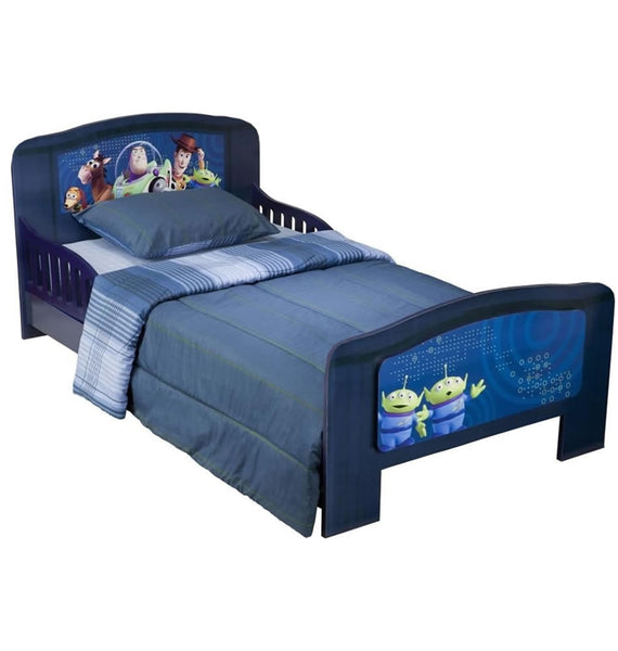 Delta Children's Products Disney Toy Story Twin Headboard, Footboard & Rails