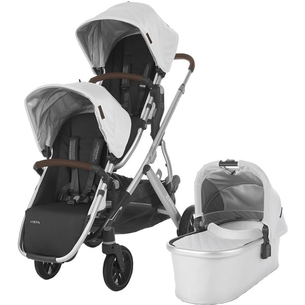 UPPAbaby Vista Double Stroller, Bryce