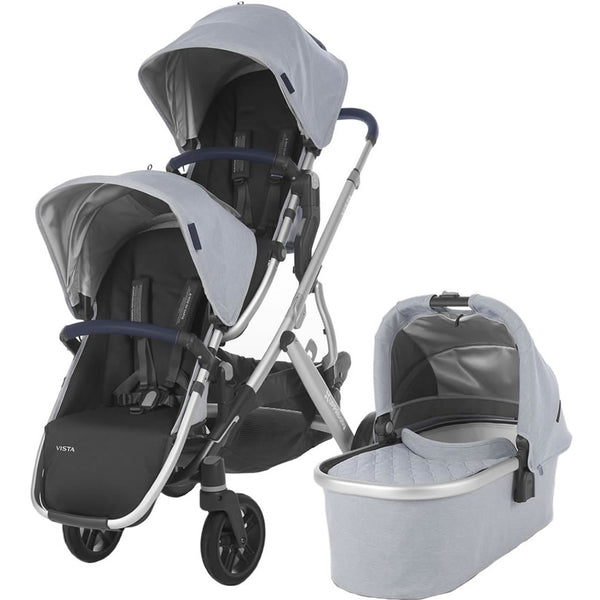 UPPAbaby Vista Double Stroller, William