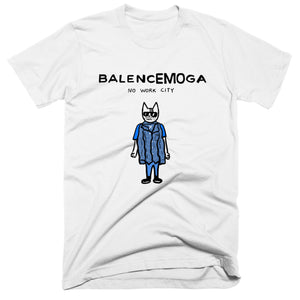 *T-Shirt: BalencEMOga