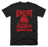 *Limited Run T-Shirt: Emo Cat Comics