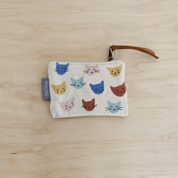 FRINGE STUDIO CAT COIN POUCH
