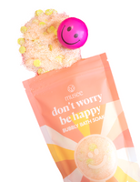 DON'T WORRY BE HAPPY BATH SOAK