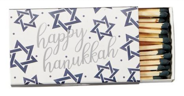 Hanukkah Matches