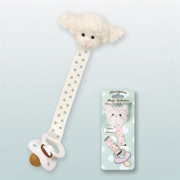 Lamby Pacifier Pillow