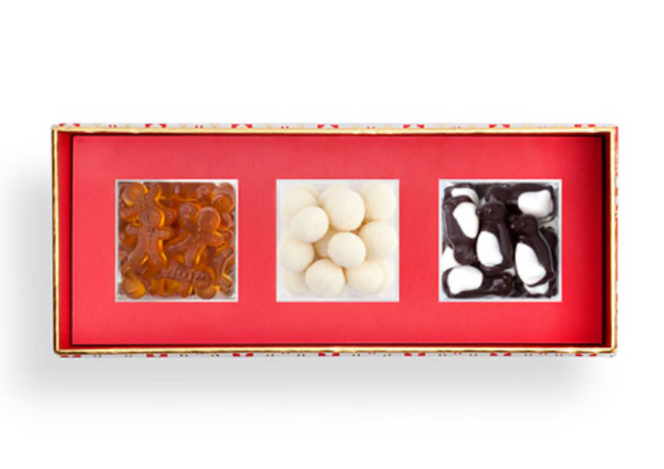 Merry Christmas Candy Bento Box