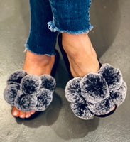 Fur Plush Slippers