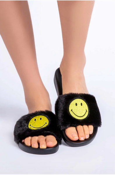 Smiley Slippers