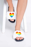 Love Rules Slippers
