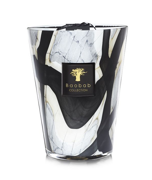 "Baobab ""Marble Collection"" Candle"