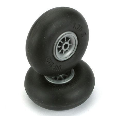 "1-3/4"" Dia (44.45mm) Round Wheels"