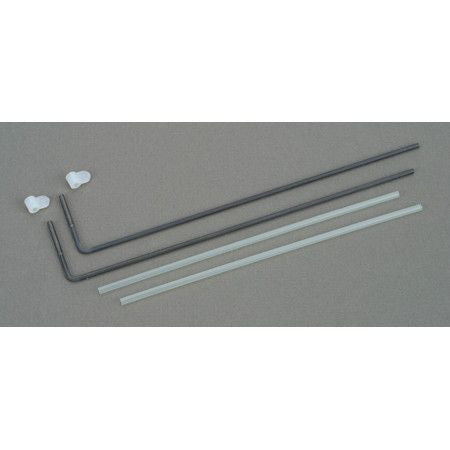 "3/32"" E/Z ADJUST STRIP AILERON HORN SET"