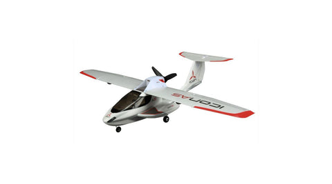 Ultra Micro ICON A5 BNF with AS3X® Technology