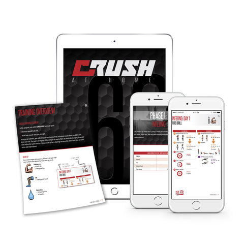 Crush at Home Workout Guide