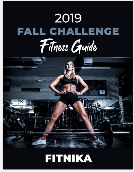 Fall Challenge Workouts *Gym version*