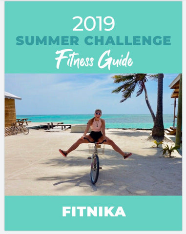 Summer Challenge Workouts *Gym version*