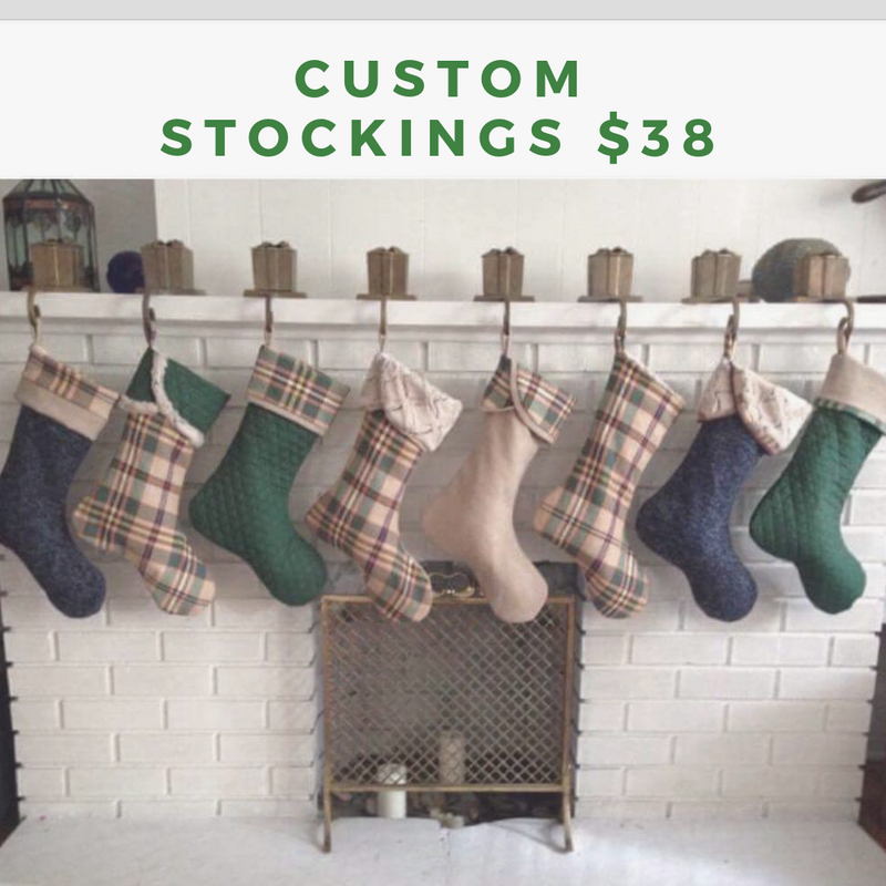 2Lambie 2018 Holiday Stocking