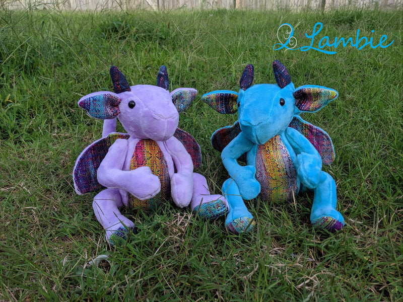 2Lambie Accoutrements - Lovies - Custom Slot