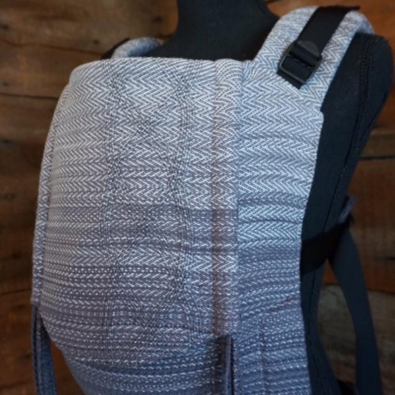 Handwoven Honey Silver Lining
