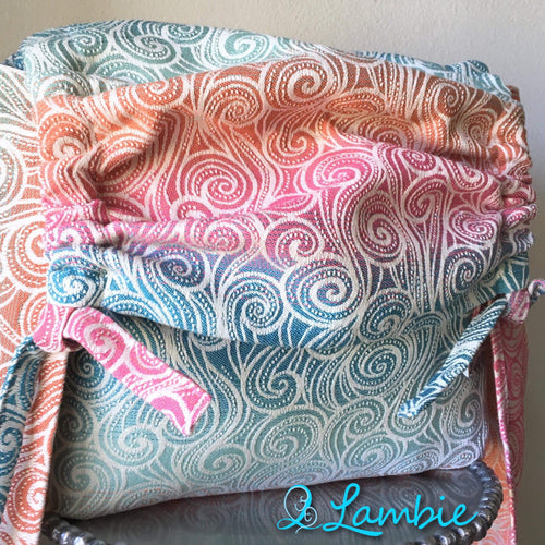 2Lambie Accessories - Handbags - Messenger Bag - Galene Solstice