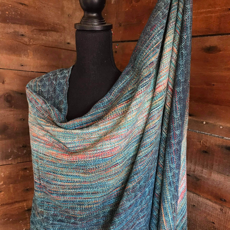Handwoven Fabric - Le Fil d'Ariane - Demeter