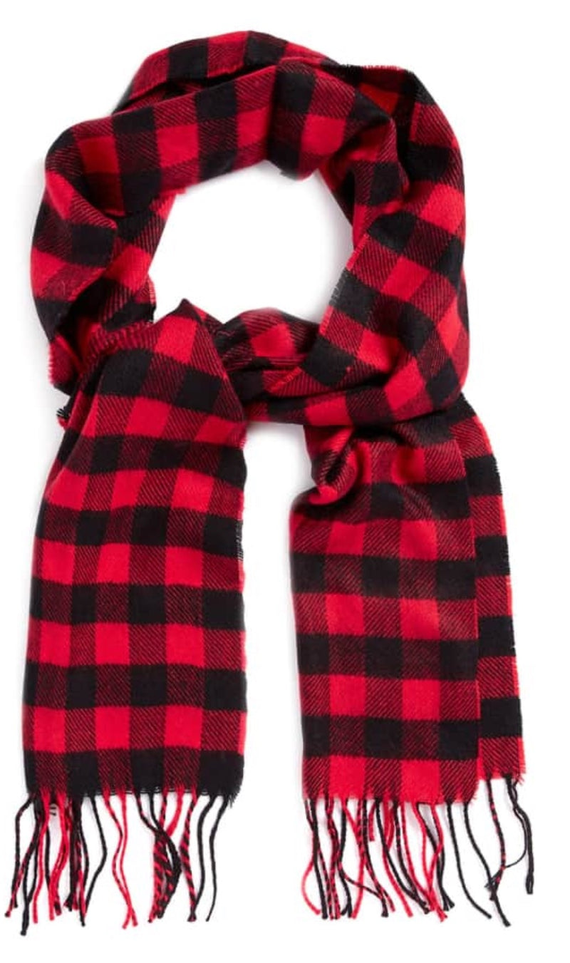 "2Lambie/Butterfly Baby ""Buffalo Plaid"" Winter Preorder"
