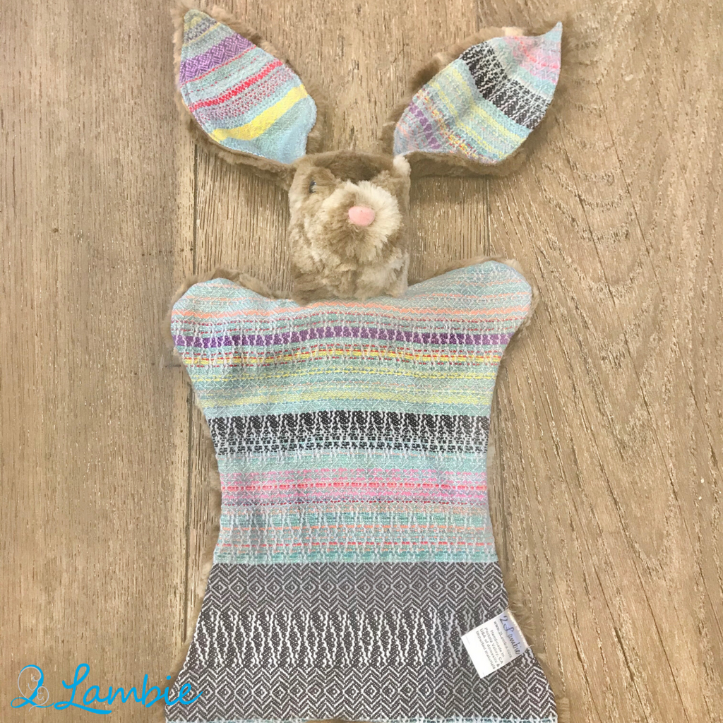 2Lambie Accoutrements - CarryOm - Bunny Lovie