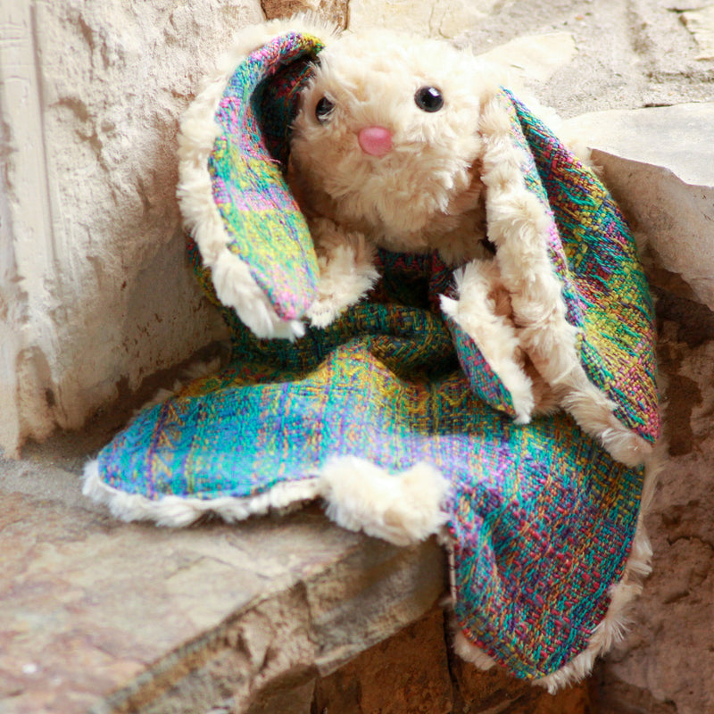 2Lambie Accoutrements - Looming Llama - Bunny Lovie