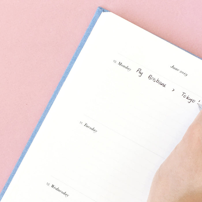 5 Tips To Get The Most Out Of Your Diary and Planner
