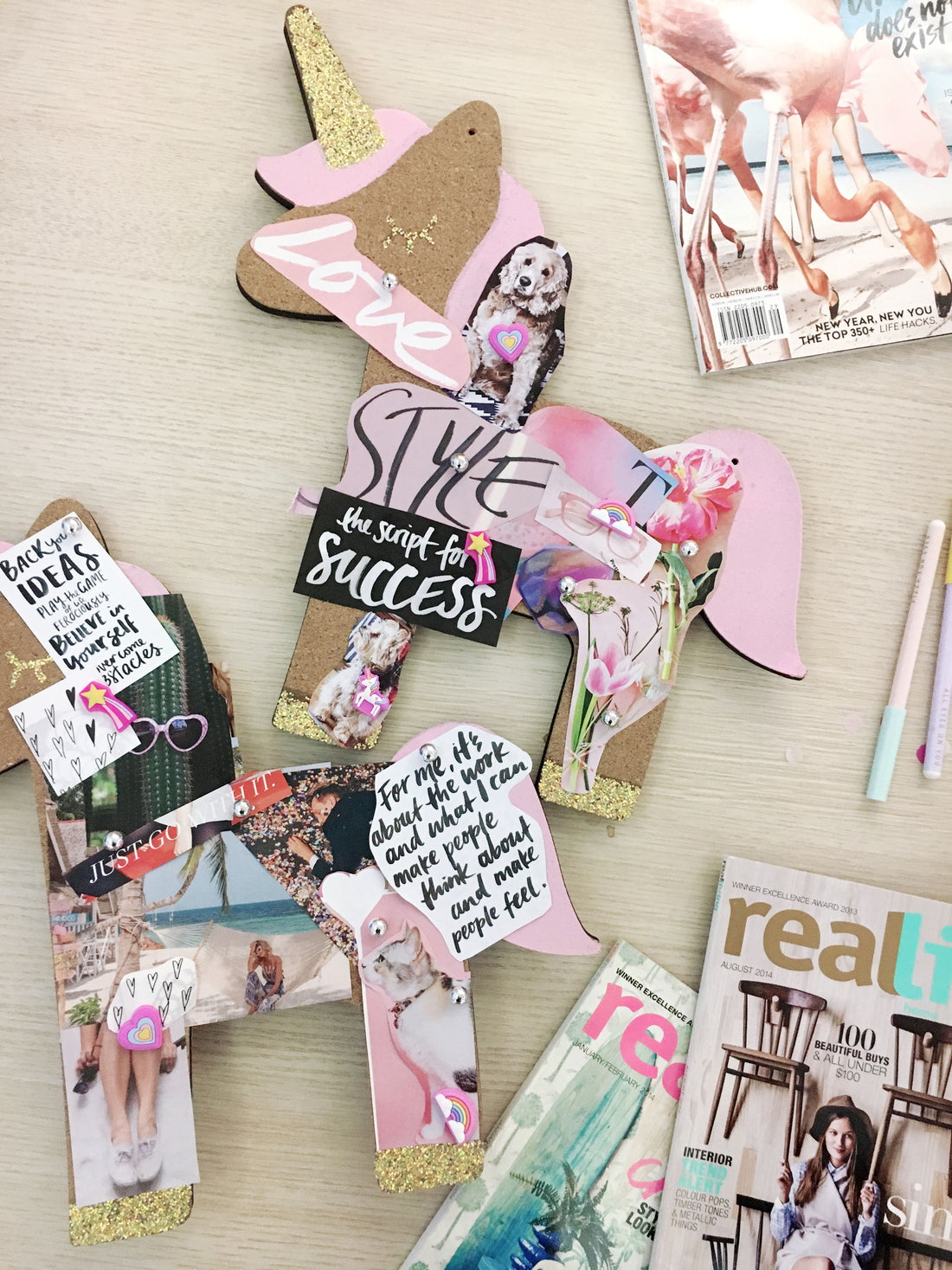 Vision Boards: How To Make One And The Ways It Can Change Your Life