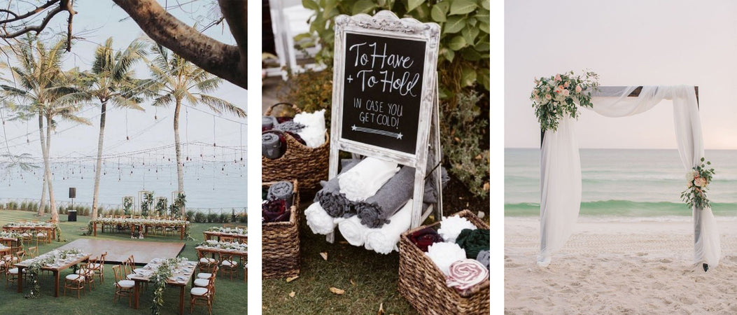 A Go-To Guide For Choosing Your Wedding Season