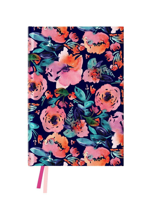 Floral Summer Notebook