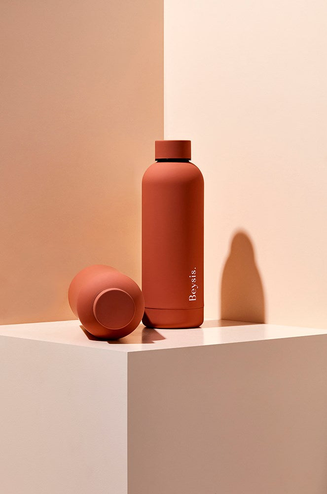 Water Bottle - Terracotta