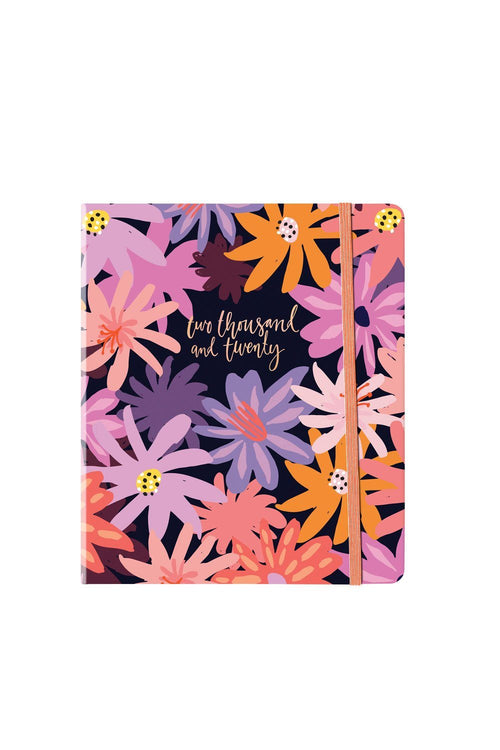 Floral Forest Weekly Planner 2020