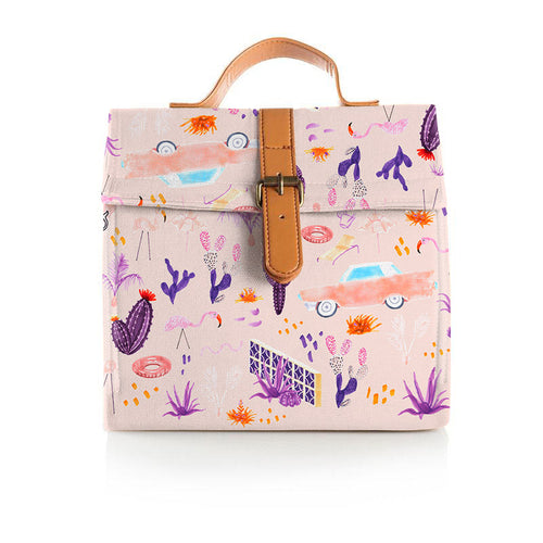 Palm Springs Large Lunch Bag