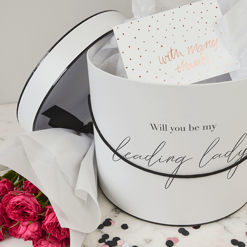 The Classic – Will You Be My Leading Lady? Gift Box