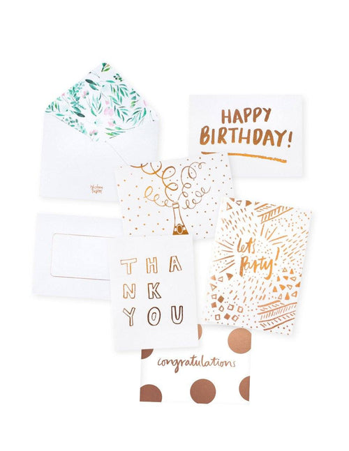 Mixed Greeting Card Set
