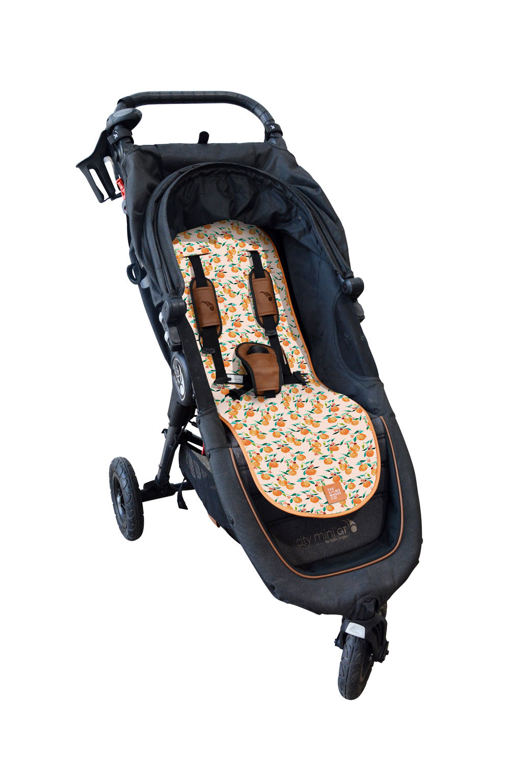 Orange Blossom Pram Liner