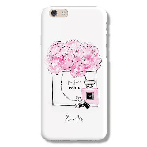 Peonie Paris Phone Case