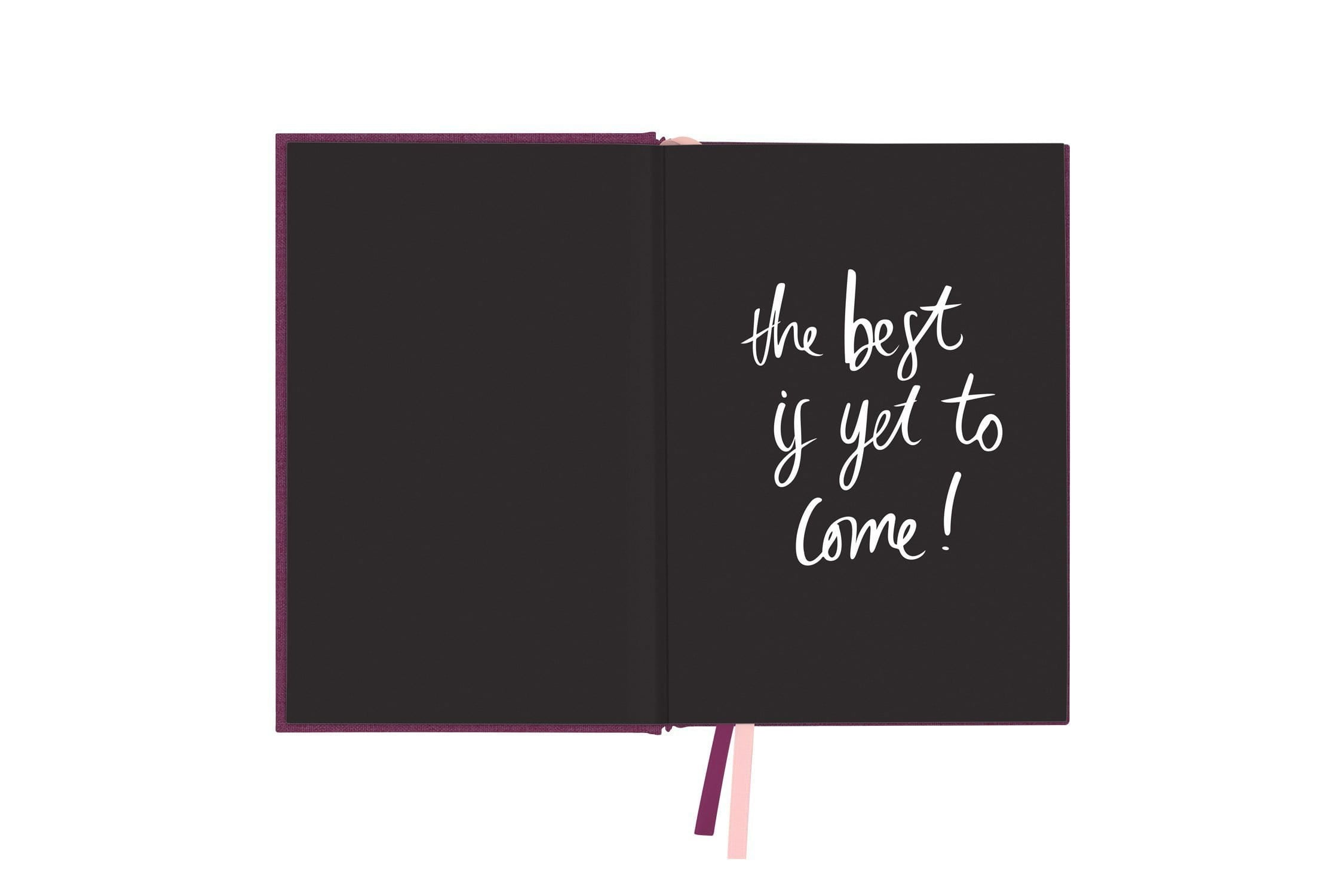 inspirational quotes journal
