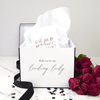 The Signature - Will You Be My Leading Lady? Gift Box