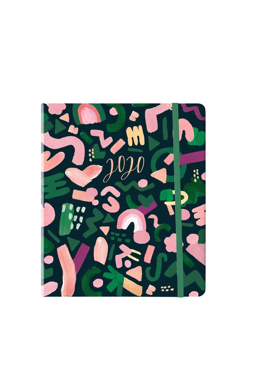 Botanical Allsorts Weekly Planner 2020