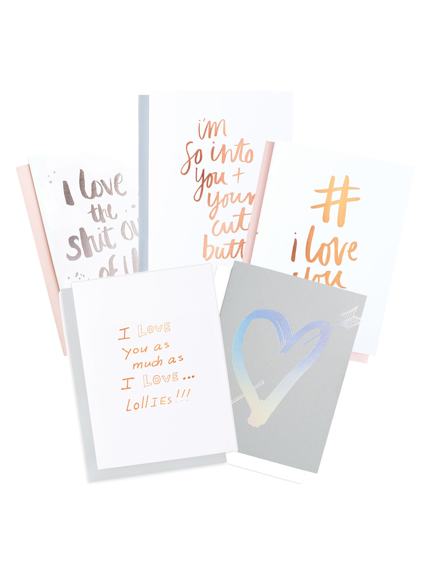 Valentine's Day Card Bundle