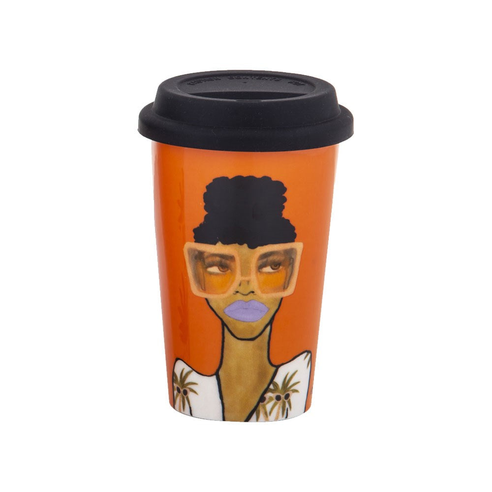 Jungle Queen Reusable Cup