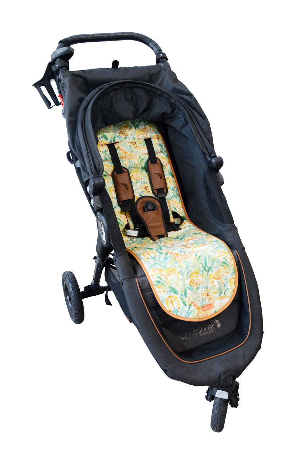 Jungle Safari Luxe Pram Liner