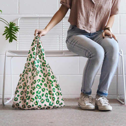 Wild One Reusable Shopping Bag