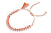 Namaka Two Tone Leaf Chain Bracelet from Boho Betty - Zarabelle